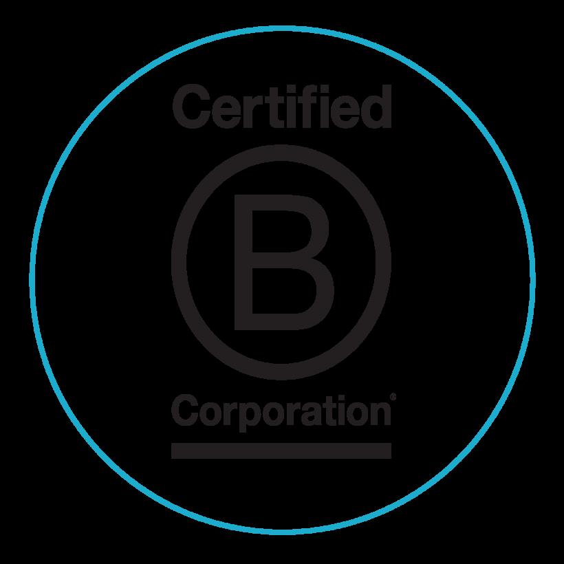 Certification B+ Logo